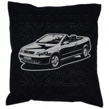 OPEL Astra G Bertone Cabrio (2001 - 2005)   Car-Art-Kissen / Car-Art-Pillow
