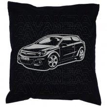 OPEL Astra H  (2004-2010)  - Car-Art-Kissen / Car-Art-Pillow