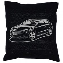 OPEL Astra J Version 2  (2009-2015) - Car-Art-Kissen /...