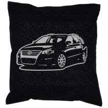 Passat Variant B6 Typ 3C ArtStyle (2005 - 2010)  Car-Art-Kissen / Car-Art-Pillow