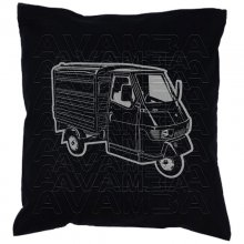 Piaggio Ape - Car-Art-Kissen / Car-Art-Pillow