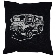 Pinzgauer Version 1 (ab 1971) Car-Art-Kissen / Car-Art-Pillow