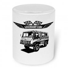 Pinzgauer Version 1 (ab 1971) Moneybox / Spardose mit...