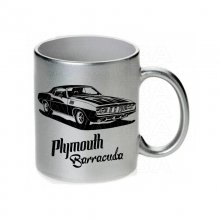 Plymouth Barracuda (Version2)  Tasse / Keramikbecher m....