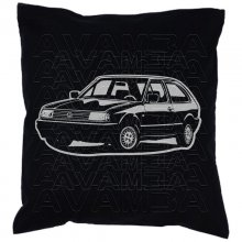 Polo 2 86C 2F (1990 - 1994) Car-Art-Kissen / Car-Art-Pillow