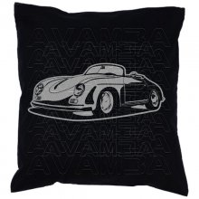 Porsche 356 Speedster (James Dean Porsche) Car-Art-Kissen...