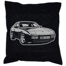 Porsche 944 (1981 - 1991) Car-Art-Kissen / Car-Art-Pillow
