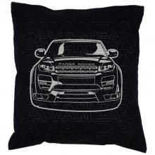 Range Rover Evoque The Beast Car-Art-Kissen / Car-Art-Pillow