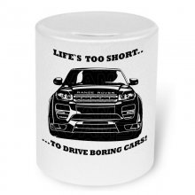 Range Rover Evoque The Beast Moneybox / Spardose mit...