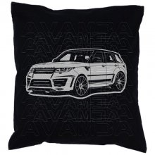 Range Rover Sport Car-Art-Kissen / Car-Art-Pillow