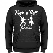 Rock n Roll forever Dancer T-Shirt/Kapuzenpullover (Hoodie)