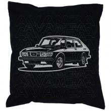 Saab 99 Turbo Coupè (1978-1984) - Car-Art-Kissen /...