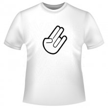 Shocker Hand / DUB Shirt