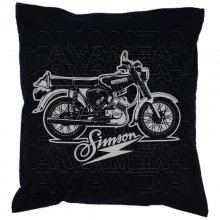 Simson S51  Grafik-Art-Kissen / Grafic-Art-Pillow