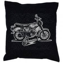 Simson S51E Enduro  Grafik-Art-Kissen / Grafic-Art-Pillow