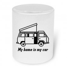T3 Bus Westfalia Camper My home is my car  Moneybox /...