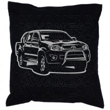 Toyota Hilux Car-Art-Kissen / Car-Art-Pillow