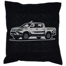 Toyota Hilux Double Cab (2016 -)  Car-Art-Kissen /...