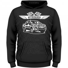 Toyota Hilux Double Cab  T-Shirt/Kapuzenpullover (Hoodie)