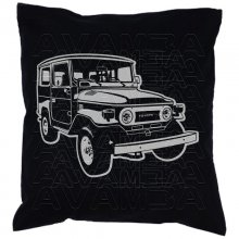 Toyota Land Cruiser (F) J 40 (1960 - 1984) Car-Art-Kissen...