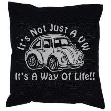 VW its a Way Of Life! Car-Art-Kissen / Car-Art-Pillow