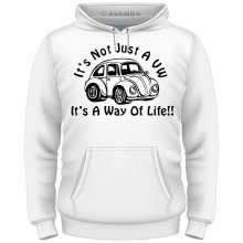 VW its a Way Of Life! T-Shirt/Kapuzenpullover (Hoodie)
