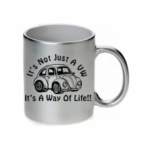 VW its a Way Of Life! Tasse / Keramikbecher m. Aufdruck