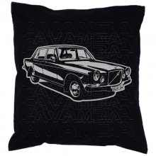 Volvo 164 (1968 - 1975)  Car-Art-Kissen / Car-Art-Pillow