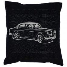 Volvo Amazon 122 S (1958 - 1970) Car-Art-Kissen / Car-Art-Pillow