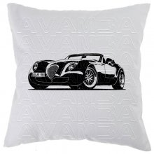 Wiesmann Roadster MF 5 Car-Art-Kissen / Car-Art-Pillow
