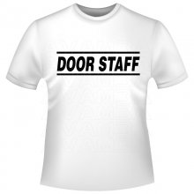 DOOR STAFF Shirt