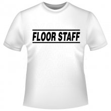 FLOOR STAFF Shirt