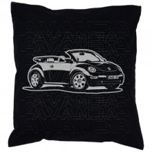 Beetle Cabrio Car-Art-Kissen / Car-Art-Pillow