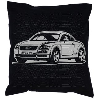 Audi TT Coupè 8N Version 3 (1998 - 2006)  Car-Art-Kissen / Car-Art-Pillow