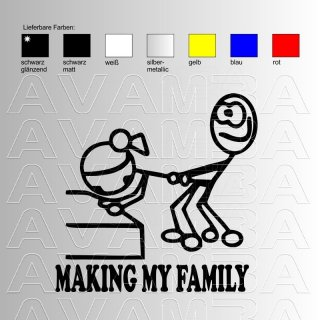 Making my family