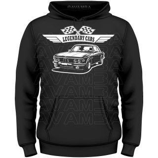 BMW Alpina Coupe E9 (1968 - 1975)  T-Shirt / Kapuzenpullover (Hoodie)