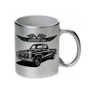 Chevrolet K30 Pick up M1008 C / K Serie  Tasse / Keramikbecher m. Aufdruck