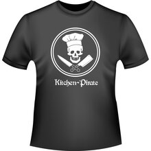 Kitchen Pirate T-Shirt/Kapuzensweat (Hoodie)