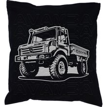 Mercedes UNIMOG 437  Car-Art-Kissen / Car-Art-Pillow