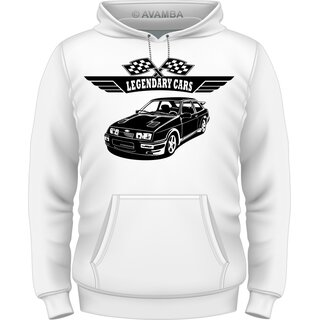 Ford Sierra RS Cosworth (1986-1987)  T-Shirt / Kapuzenpullover (Hoodie)