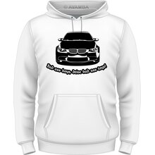 BMW Bad ass boys...   T-Shirt / Kapuzenpullover (Hoodie)