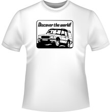 Land Rover Discovery (1989-1998) Land Rover T-Shirt /...