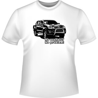 Toyota Hilux   Auto T-Shirt/Kapuzenpullover (Hoodie)