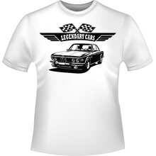 BMW Alpina Coupe E9 (1968 - 1975)  T-Shirt /...