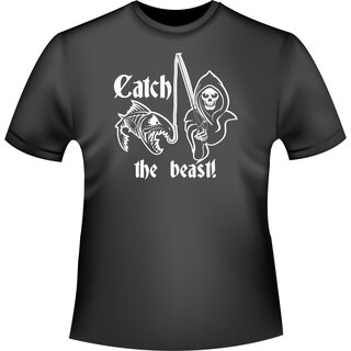 Catch the beast! T-Shirt/Kapuzenpullover (Hoodie)