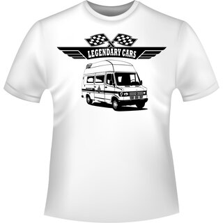 Mercedes Westfalia James Cook (1978-1995) T-Shirt/Kapuzenpullover (Hoodie)