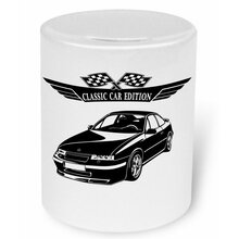 OPEL Calibra Version neu (1989-1997) Moneybox / Spardose...