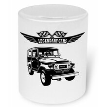 Toyota Land Cruiser (F) J 40 (1960 - 1984)  Moneybox /...