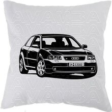 Audi A3 S3 8L (1999 - 2003) Car-Art-Kissen / Car-Art-Pillow