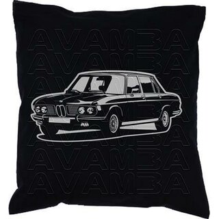 BMW  E3 2500 2800 3.0 (1968-1977) Car-Art-Kissen / Car-Art-Pillow